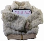 Fur Jackets and Wraps 10 pcs 30 lbs 0211601-21