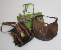Fashion Bags and Purses 25 pc 31 lbs 0608200-16
