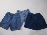 Denim Shorts 23 pc 18 lbs 0623220-15
