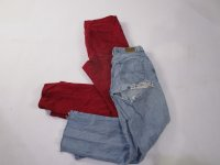 Nautica and Tommy recycled jeans 38pc 56 lbs 0623222-21