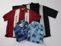 Hawaii/Camp Shirts 78 pc 39 lbs 0624223-21