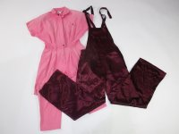 vintage jumpsuits 17 pc 18 lbs 0703210-15