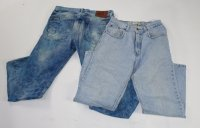 recycled denim 32 pc 54 lbs 0703215-21