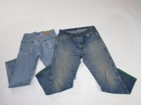 recycled denim 30 pc 50 lbs 0703216-21