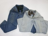 Flannel lined Denim 25 pc 50 lbs 0707202-21