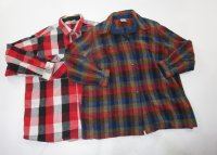 Vintage Flannel Shirts 31 pc 34 lbs 0709208-21