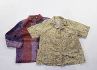 Vintage Cotton Blouses 41 pc 19 lbs 0709213-15