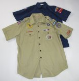 Adult Boy Scout Shirts 31 pc 18 lbs 0713200-21