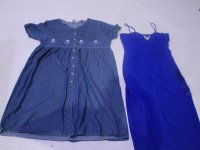 Vintage Recycle Dresses 49 pc 48 lbs 0729300-21