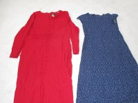 Vintage Recycle Dresses 49 pc 41 lbs 0730309-21