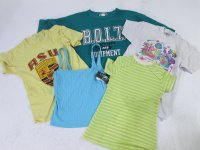 80s 90s Tees and Tops 85 pc 42 lbs 0804205-21