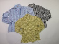 Vintage Office Blouses 120 pc 41 lbs 0806205-21
