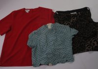 Vintage Tanks and Blouses 70 pc 17 lbs 0807204-15