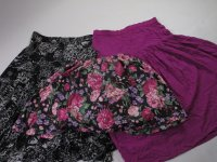 Vintage Recycle Skirts 80s 90s 39 pc 28 lbs 0807208-21