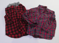 Export Flannels 52 pc 37 lbs 0810413-21