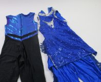 Recycle Dance Costumes 71 pc 41 lbs 0811202-21