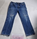 Recycle Lee Levis Wranglers 26 pc 46 lbs 0814400-21
