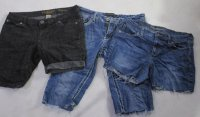 Low Rise Denim Cut Offs 62 pc 40 lbs 0904402-20