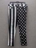 Stars and Stripes Jeans 1 pc 1 lb 0908903-10
