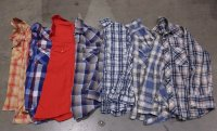 Rodeo Western Shirts 78 PCS 40 LBS # 7-7-4001-21