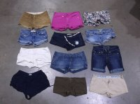 Abercrombie,Hollister& American Shorts38 PCS 17LBS#09-30-3005-21