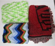Throws & Blankets 15 pcs 45 lbs