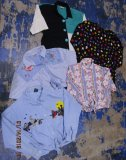 80's Blouses 12 pck 7 lbs