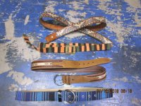 Vintage Belts 17 pack 5 lbs