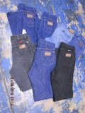 Denim Jeans LEE Wrangler R 24 pcs 45 lbs