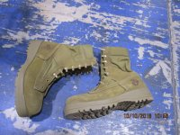 Rough and Ready Mens Work Boots, Motorcycle, Redwings
