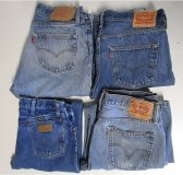 Upcycle Jeans 27 pcs 48 lbs