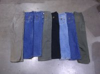 Carhartt Denim Jeans carpenter Pants 21 PC 40 LBS#6