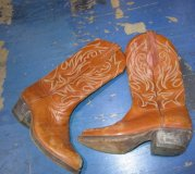 Coyote Ugly Western Boots