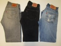 SHREDDED BY LOVE JEANS 24 pcs 43 lbs
