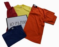 Vintage Blank Tees for Screen Printing 22 pcs 10 lbs 1014200-15