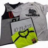 Sports Jerseys 140 pcs 64 lbs 1014202-21