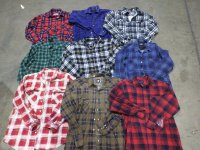 Flannel- Shirts 40 Lbs #11-28-4002-16