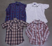 Rodeo Western Shirts 64 PCS 40 LBS #11-28-4001-21