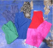 Hot Ladies Pants 78 pcs 55 lbs