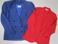 Ladies Cropped Jackets and Blazers 37 pcs 40 lbs