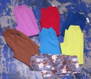 Ladies Poly Pants 55 pcs 40 lbs