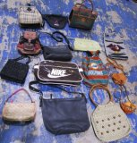Awesome Vintage Purses! 60 pcs 45 lbs