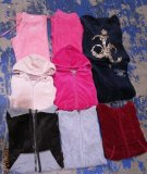 Juicy Couture Sweatshirts & Pants 41 pcs 34 lbs