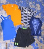 Under Armour Mixed lot 63 pcs 25 lbs