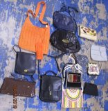 Awesome Vintage Bags & Purses! 58 pcs 45 lbs