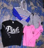 V/S Pink & Juicy couture Sweatshirts and pant 30 pcs 24 lbs