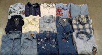 Denim Blouse 21 pcs 24 lbs
