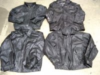 Leather Jackets 14 pcs 40 Lbs 8-8-5001-21