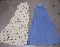 90s Grunge Floral Dresses 34 PCSS 38 LBS #9-17-5003-21