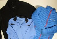 Branded Jackets 15 pcs 15 lbs
